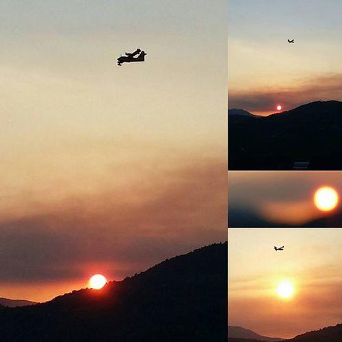 Topgun Canadair Liguria a fuoco Valleargentina Ic2_works_ingegneriacontemporanea