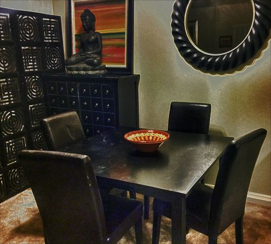 Timages Diningroom Home Homesweethome Buddah Dinner Table Chargers  Bachelorpad Bachelor