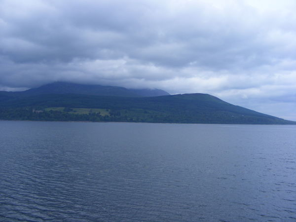 Arran  Beauty In Nature Cloud Cloud - Sky Cloudy Isle Of Arran  Mountain Nature Scenics Scotland Sky Tranquil Scene Tranquility