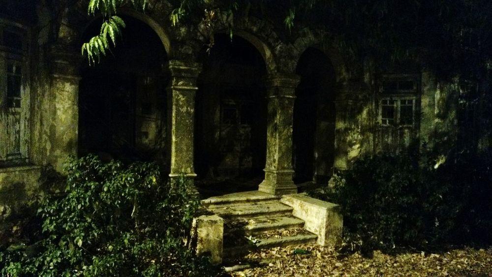 Haunted House Ahmedabad India Abondoned Buildings No Humans, No Chaos.