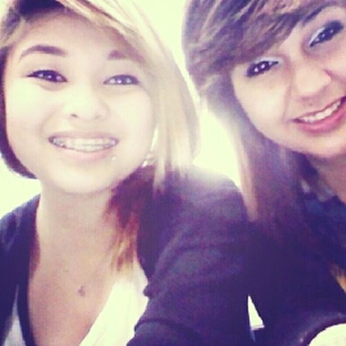 Me And Jackiee ^_^