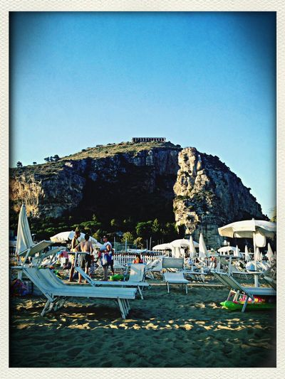 Terracina Summer Beach Nature