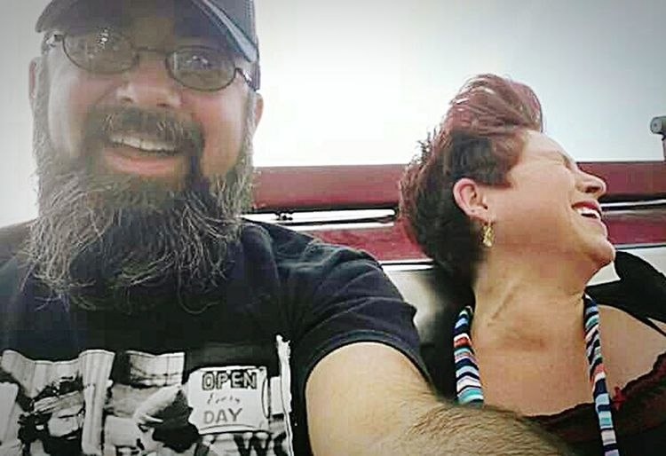 Enjoying Life Fairground My Birthday Summer2015 My Love❤ My Guy Scaryride!