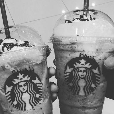Starbucks again ☕💫