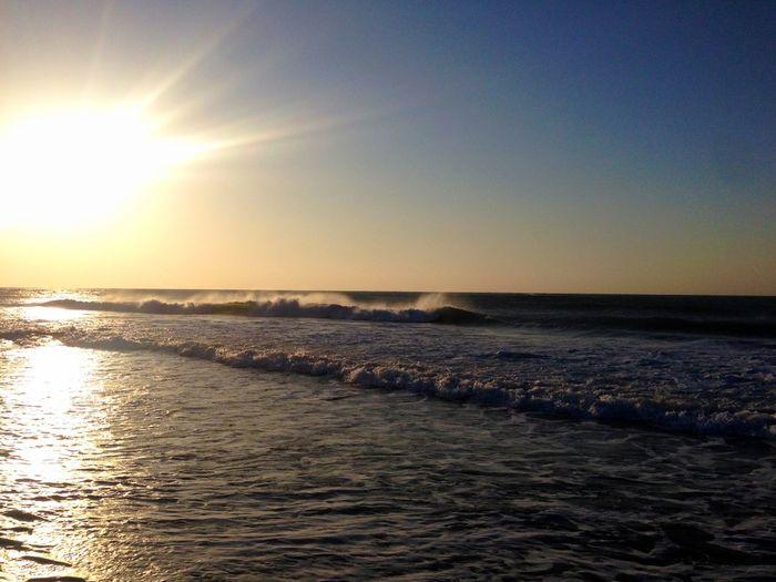 おはよう〜ございます(^^) 晴れ〜 Beach