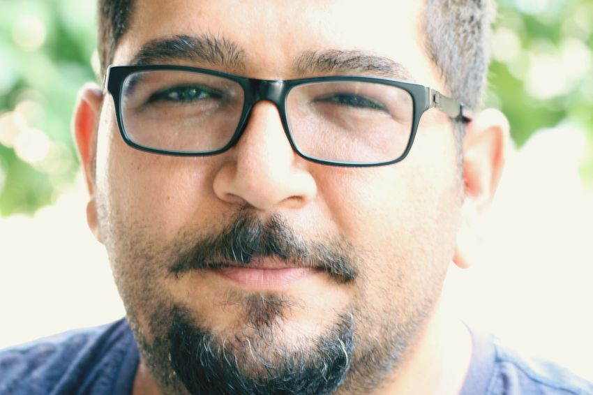 EyeEm Selects Portrait Eyeglasses  Smiling Men Happiness Looking At Camera Human Face Headshot Beard Confidence