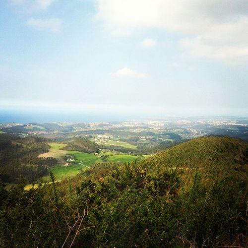Asturias desde Pulide