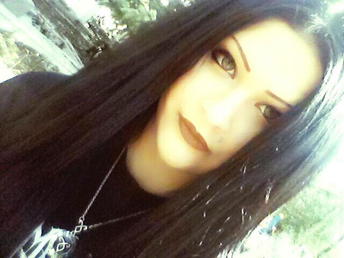 Gothic Metalgirl