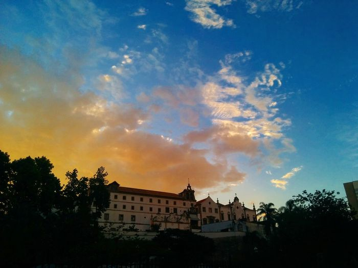 City Sky Sunset Architecture Travel Cloud - Sky History Cityscape Built Structure Architecture Day