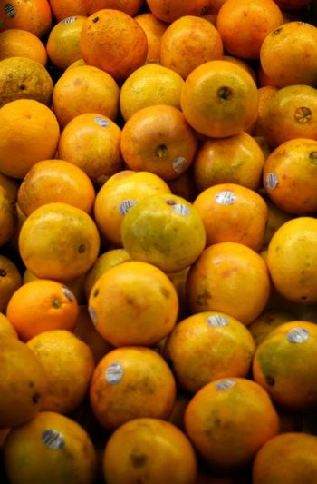 Fresh Produce Large Group Of Objects Produce Grocer Shopping Grocery Grocerystore Orange Oranges Fruit Pattern Pieces