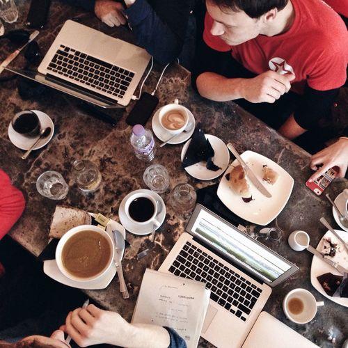 Work Meeting Startup Life