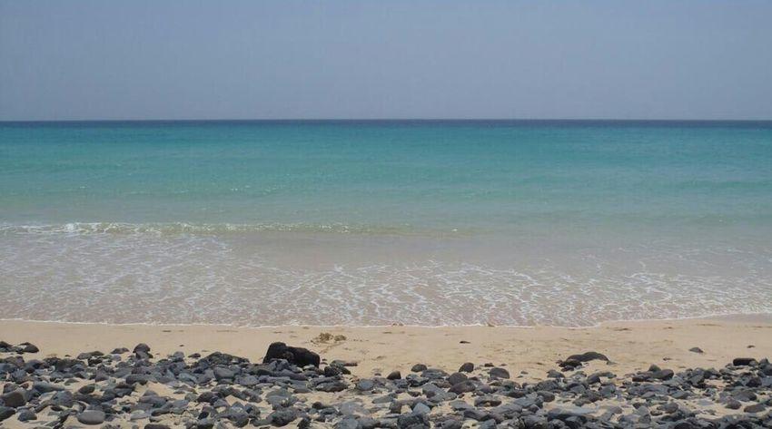Playa de Butihondo (Fuerteventura, Spain) Landscape Sea Beach Fuerteventura