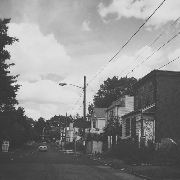 """""""We don't see things as they are; we see things as we are."""" Newark September 2012 Blackandwhite"""
