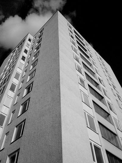Architecture Blackandwhite Shootermag Miljonprogramsarkitektur