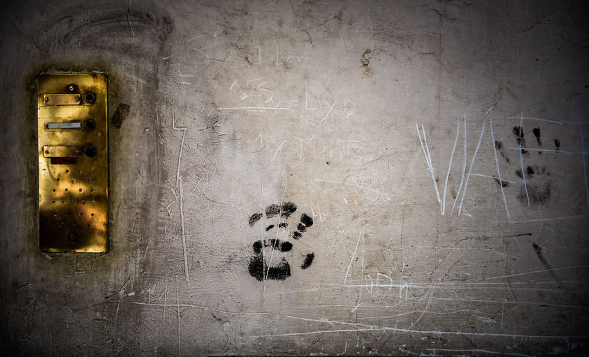 Hand Print On Wall Architecture Backgrounds Built Structure Close-up Cold Temperature Communication Directly Above Dirt Dirty Food And Drink Frozen Indoors  No People Old Textured  Textured Effect Wall Wall - Building Feature The Still Life Photographer - 2018 EyeEm Awards Capture Tomorrow