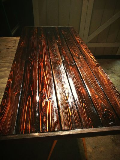 Vintage Reclaimed Barnwood Coffeetable Wood Grain Beauty Red Wood Quality Craftsman Hobbies