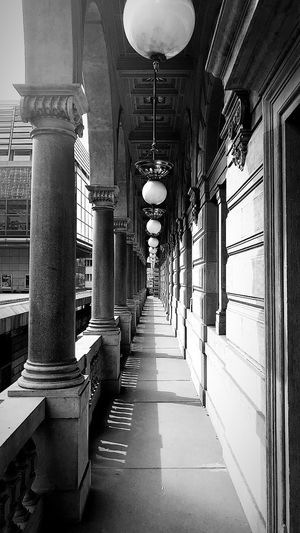 Narrow view