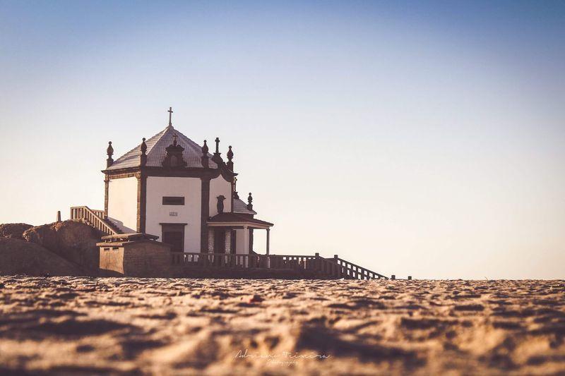 Portugal 🇵🇹 Portugal Is Beautiful Porto Senhor Da Pedra Architecture Building Exterior Built Structure Place Of Worship Nature Building