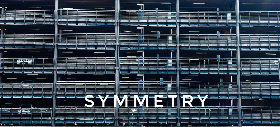 Symmetry is