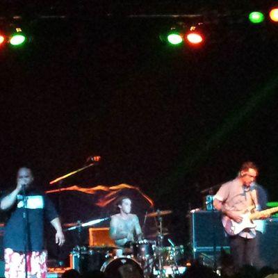 Seedless opening for Soja tonight in Tempe, Az. SeedLess Soja Calireggae Reggae themarquee arizona