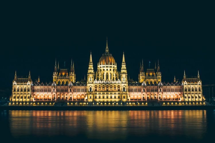 Architecture Architecture Budapest Budapest, Hungary Budapest_hungary Built Structure Canon Illuminated Landscape Night Night Lights Nightphotography Urban Urbanphotography Water