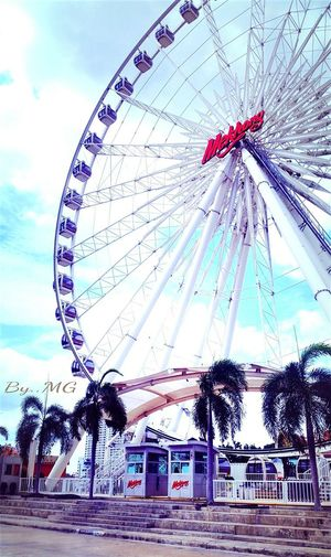 Asiatique Sky Day Outdoors Ferris Wheel Asiatique Asiatique The Riverfront Bangkok Bangkok City Bangkok,Thailand(Siam) Thailand🇹🇭