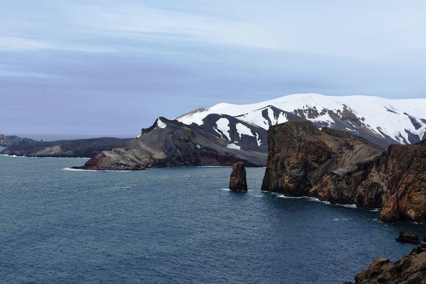 Antarctic Antarctic Peninsula Antarctica Deception Island Frozen Neptune's Bellows Sea Wilderness