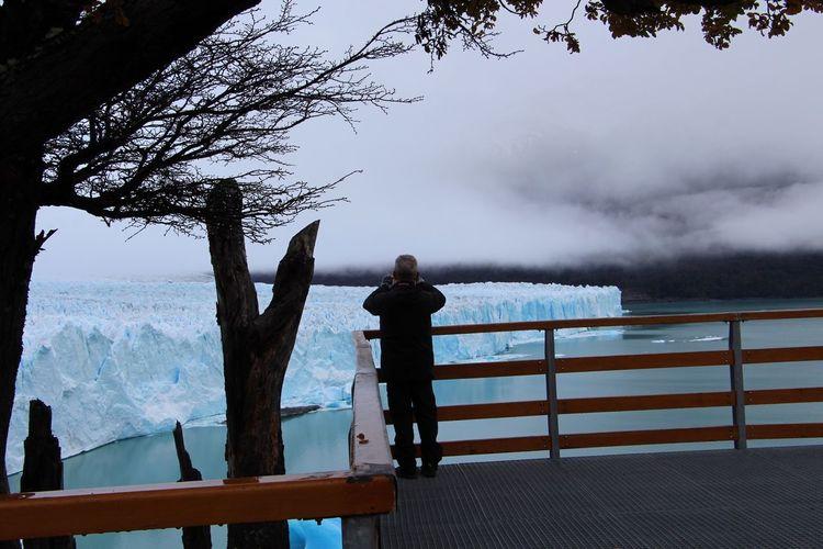 Lost In The Landscape Perito Moreno Glacier