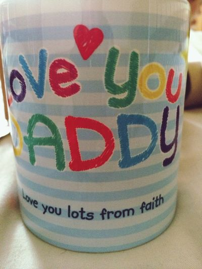 Mug from my little Angel Faith x
