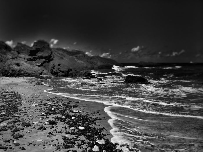 My heart is at ease knowing that, what was meant for me will never miss me, & that what misses me was never meant for me. Being A Beach Bum Paradise Caribbean Stthomas Usvi Virgin Islands Beach Blancoynegro Blackandwhite Noir