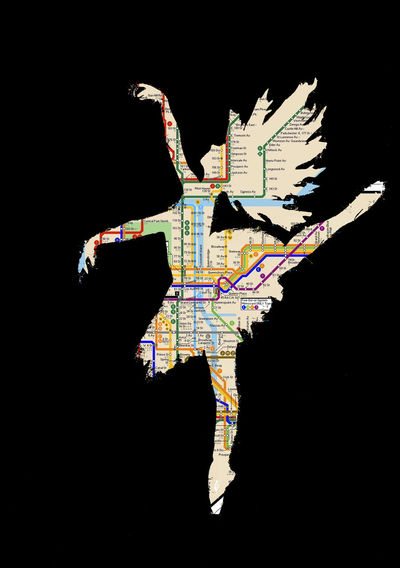 Ballerina Girl Ballerina Sillouette Ballerina Subway Map Ballerinas Composite Ballerina Composite Image Eyeem Map Eyem New York Map New York Subway New York City Ballet New York City Life New York City Map New York, New York NYC Subway NYC Subway Adventures Subwa Map New York Subway Map
