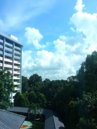 its a perfect day 😄✨ Clouds And Sky