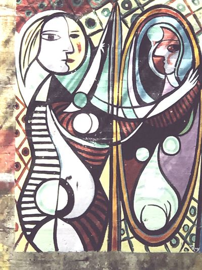 Local Artist Graffiti GlenRockPA ArtsandBrewFestival