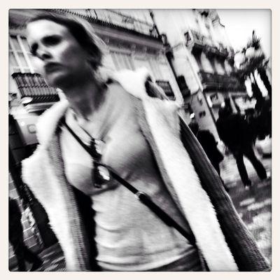 Streetphotography Street Portrait Shootermag Blackandwhite