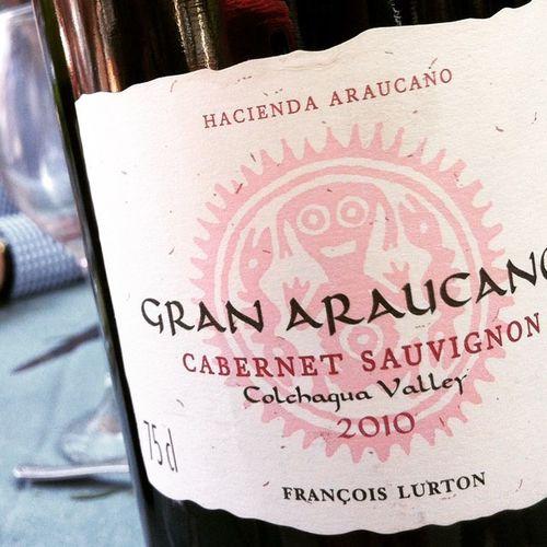 Que rico este Cabernet Instawine WinesOfChile FrançoisLurton