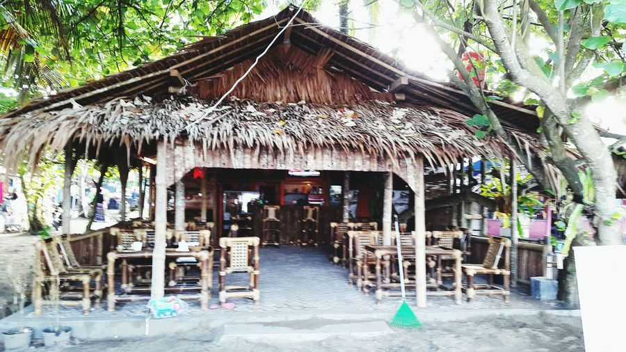 Bamboo Cafe Relaxing INDONESIA