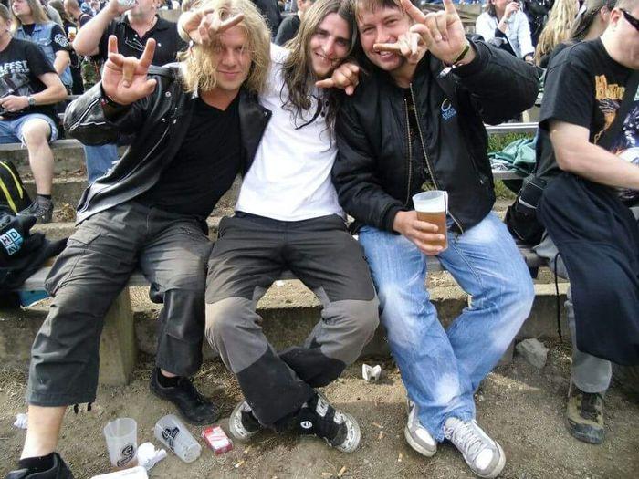 Rockfriends Rockforever Rockfestival