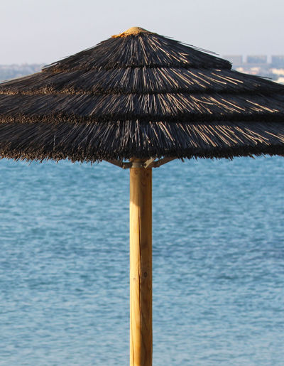 Beach Beach Umbrella Clear Sky Day Nature No People Sea Sea And Sky Umbrela Made In Italy Italian Style Beach Life