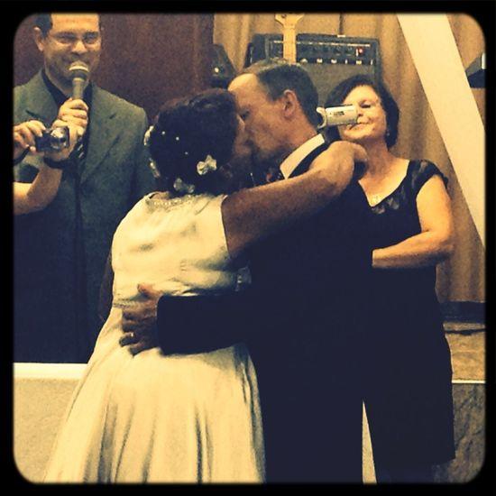Parabéns aos noivos! Muito fofo! 25 Anos!