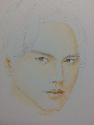 3JSB・登坂広臣くん✨ Drawing MyDrawing ArtWork Art, Drawing, Creativity Art 絵 臣くん 登坂