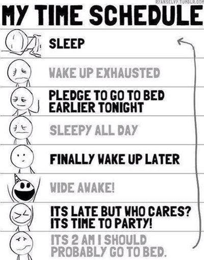 Sleeping Very True Lol