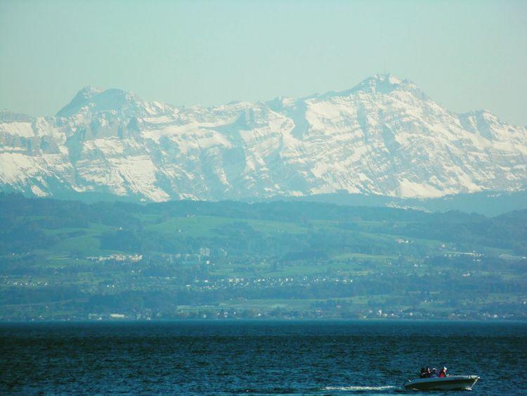 Friedrichshafen Bodensee Lake Constance Säntis Mount Säntis Schweiz Switzerland Alpen Alps Alpes Beautiful Day Father's Day