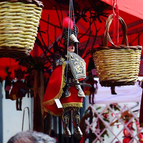 Pupi Siciliani EyeEmNewHere Artigianato Tradizione City Hanging Market Tradition Close-up