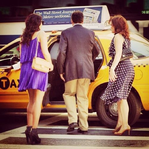 New York Taxi Gentlemen Gentleman  Ladies First New York Minute City Life Manhattan Open The Door Come In Cabride Yellowcabs Yellow Summertime Streetphotography Traffic Getty Images Gettyimages The Following The Street Photographer - 2018 EyeEm Awards #urbanana: The Urban Playground