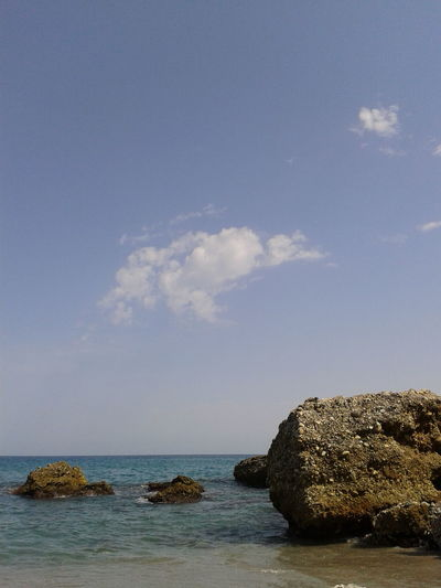Andalucía Beach Beauty In Nature Day España Horizon Over Water Malaga Nature Outdoors Scenics Sea Sky SPAIN Torremolinos Water