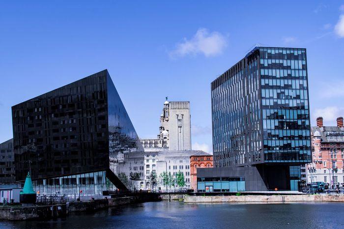 Albert Docks Liverpool Liverpool Docks Liverpool, England Buildings & Sky Building Exterior Building Clouds Clouds And Sky Albert Dock Merseyside