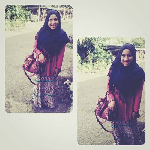 Just Smile.i Wanna Be A Good Muslimah *solehah* Person Oneday.hope It Will Be Come True
