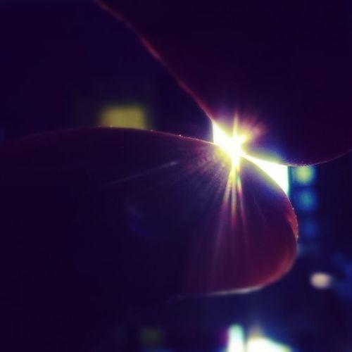 How sun ray