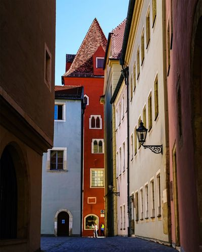 Alleys of