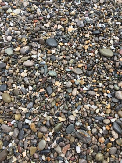 First Eyeem Photo IPhoneography Pebble Pebble Beach Shore Beach Stone - Object Abundance Full Frame Large Group Of Objects Nature No People Day Backgrounds Outdoors Close-up Landscape Tranquil Scene Beauty In Nature Sea Nature #FREIHEITBERLIN